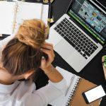 Desk Frustration