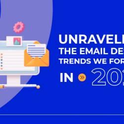 Déchiffrer les tendances en matière de conception d'e-mails que nous prévoyons en 2021
