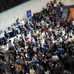 Mastering networking will require stretching yourself, perhaps even attending or exhibiting at a trade show.