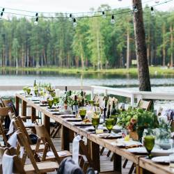 There are plenty of ways to throw a memorable summer corporate event. Your goal is to create space for people to make meaningful connections.